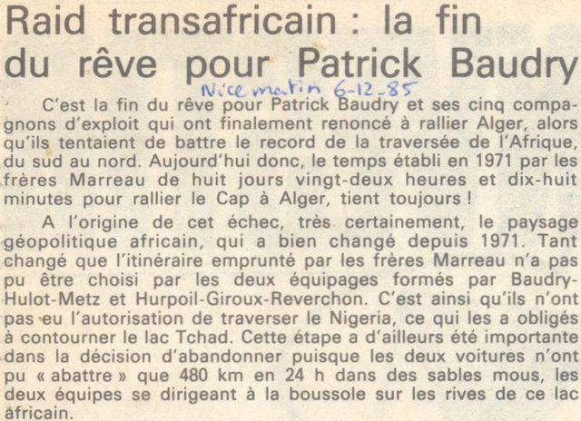Patrick Baudry - 2ème Français dans l'espace - Page 2 85120610