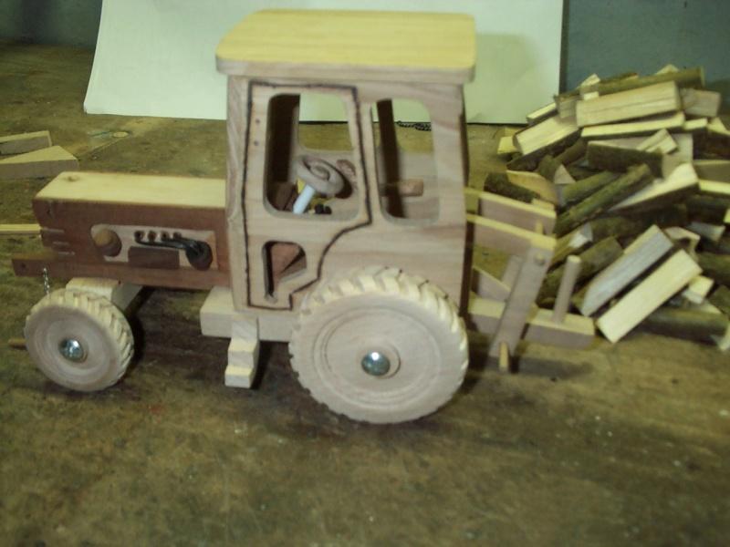 Tracteur agricole.  Dcp_2518