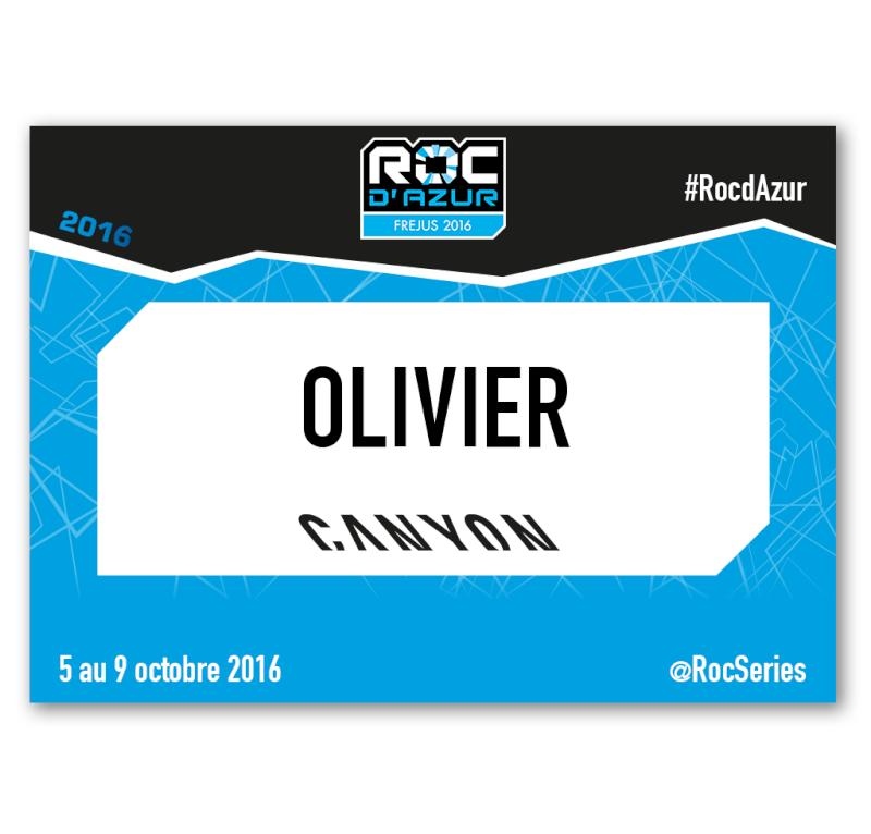 Roc D' Azur 2016 (du 5 au 9 octobre 2016)  Inscri10