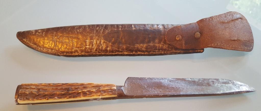 couteau de boucher 1914-1918 Coutea12