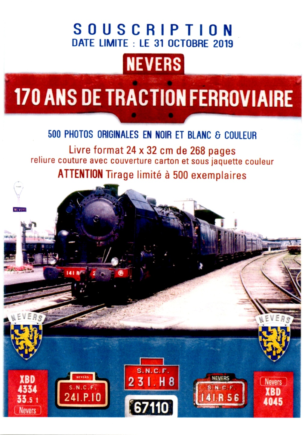 Nevers - 170 ans de traction ferroviaire Img00410