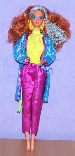 La collection de barbie de Mango 2210