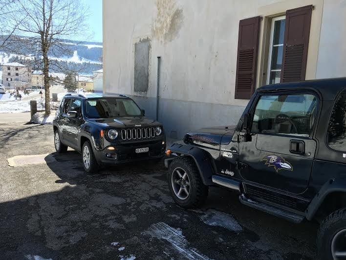 kviper et ces 2 jeep 910