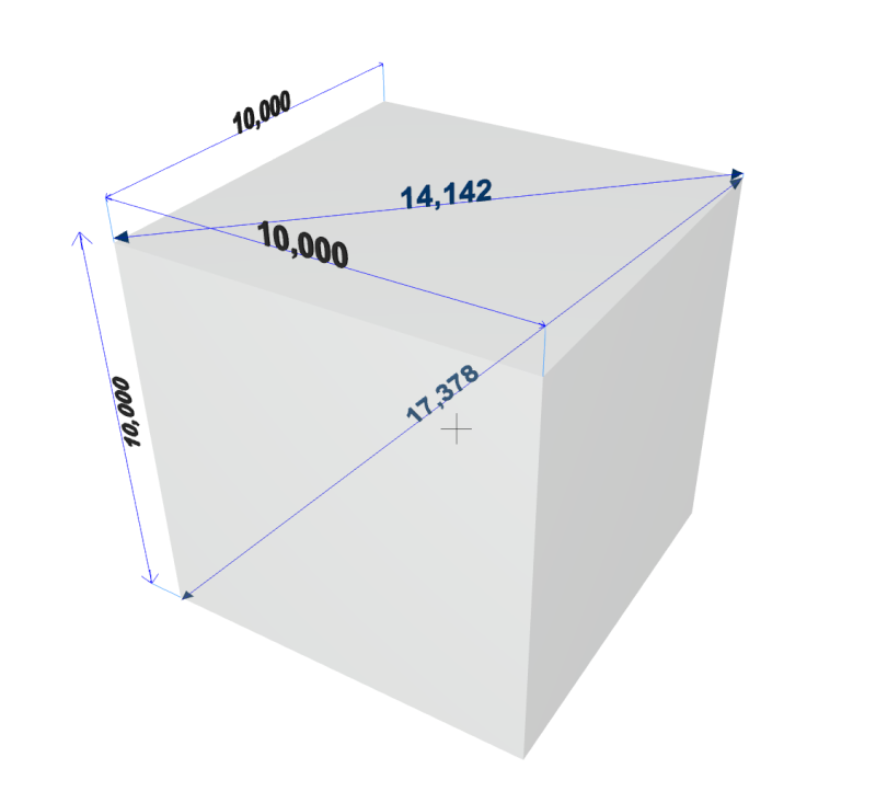 Colocar Cotas  en 3D en un Modelo BIM  Captur10