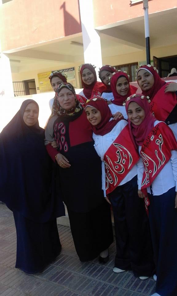 حفل تكريم الطالبات الأوائل  1211