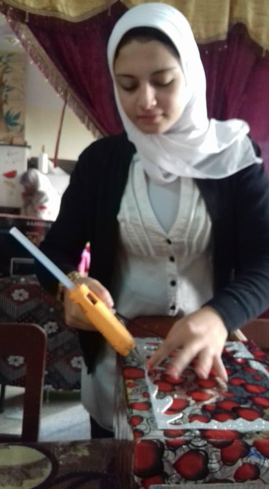 تجهيز صندوق التبرعات للمباراه الخيريه بين مدرستي الخارجه بنين ونجيب محفوظ 223