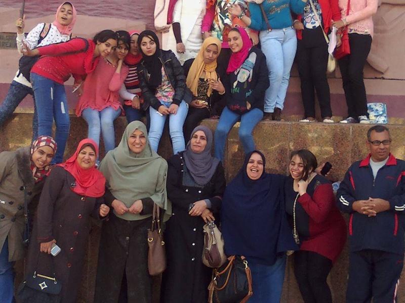 رحلة ترفيقهية الي القاهرة والجيزة  611