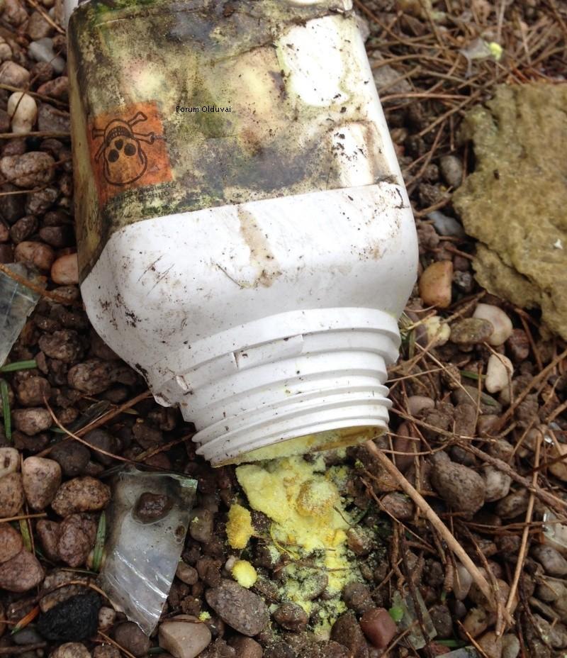L'Urbex : Exploration Urbaine & review de terrain d'un petit EDC  Toxic110