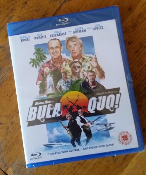 sortie DVD BULA QUO Bula10