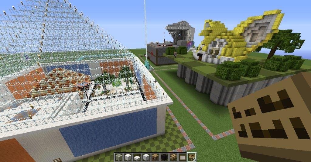 Construction d'un laboratoire - La Résurrection Phase 0 2016-010