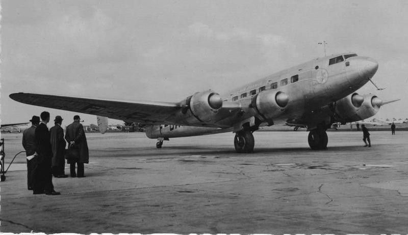 [Les anciens avions de l'aéro] Le MB 161 - Languedoc - Page 2 Langue10