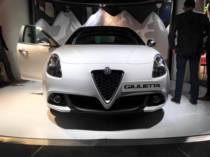 Giulietta 2018 12745910