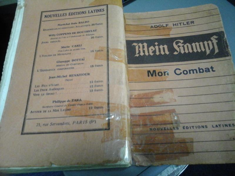mein kampf edition originale de 1934 en français 20160311