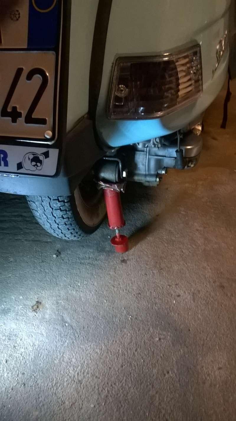 Cric Autocostruito per Piaggio Vespa- LML Star Wp_20120