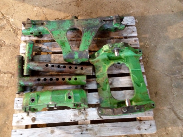 Restauration John Deere 4020 2710