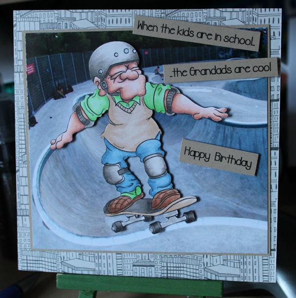 Some cards Skater10