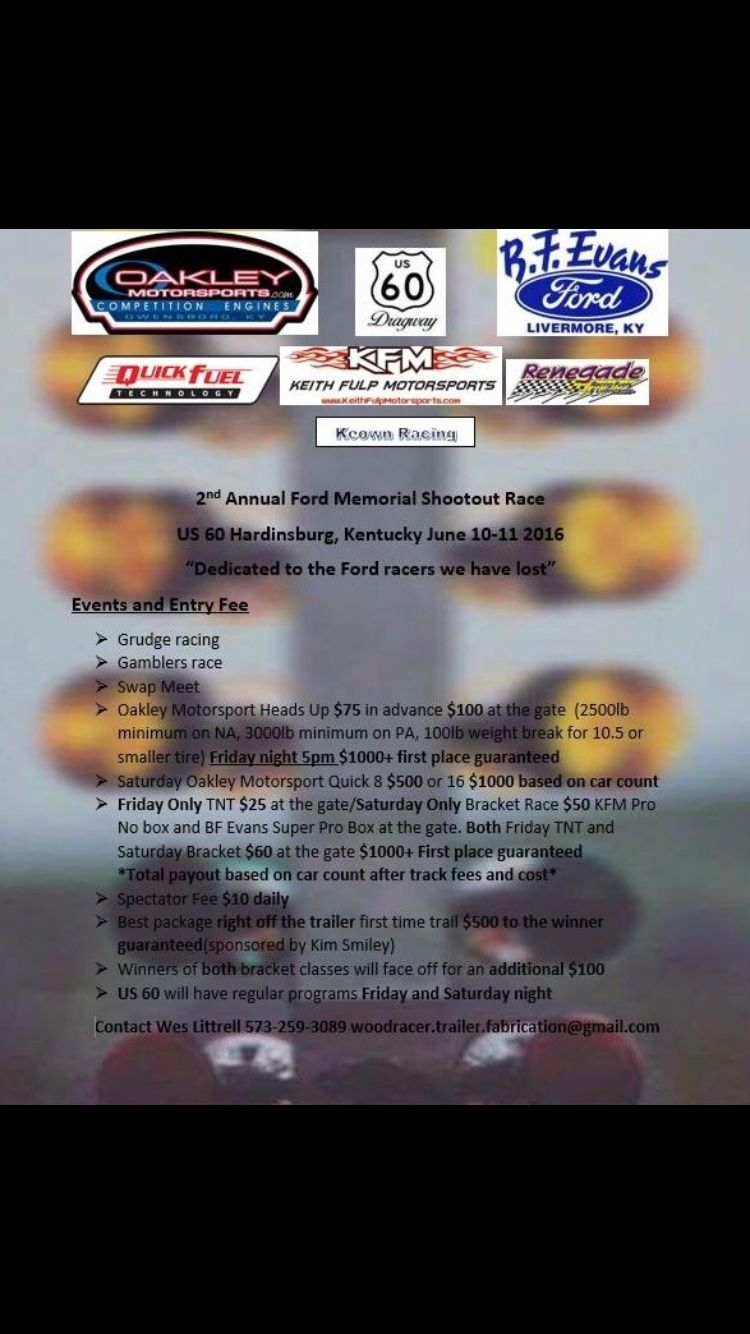 Ford Race Flyer Times added    Image10
