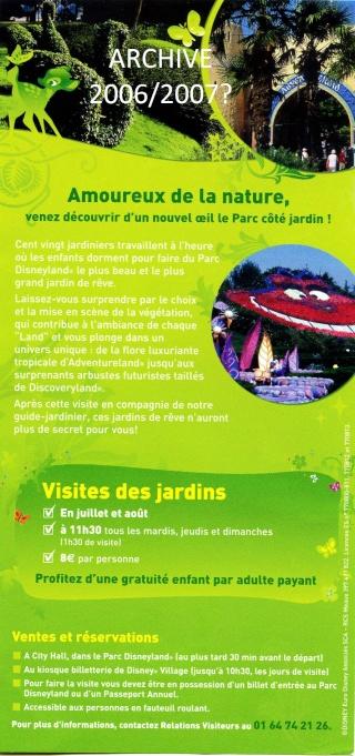 Hortitour à Disneyland Paris  - Page 2 Hortit10