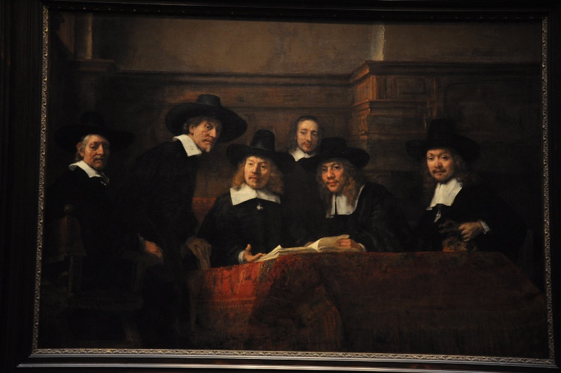 Hollandaise 2 : Rembrandt de près ou de loin, stabisme et angoisse de la cécité Rembra10