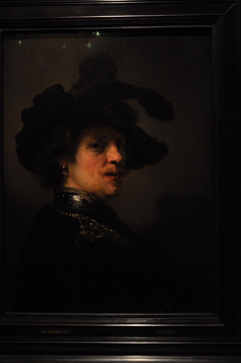Hollandaise 2 : Rembrandt de près ou de loin, stabisme et angoisse de la cécité Rembra12