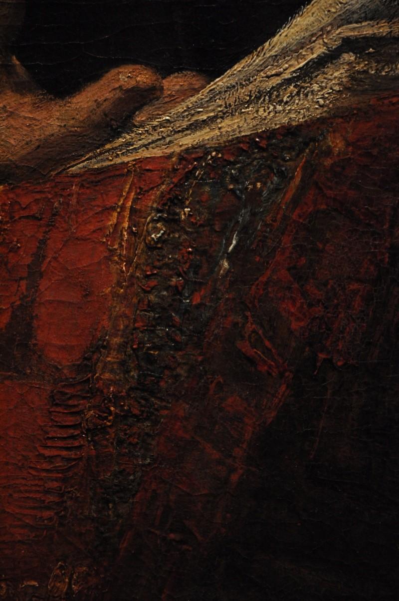 Hollandaise 2 : Rembrandt de près ou de loin, stabisme et angoisse de la cécité Rembra13