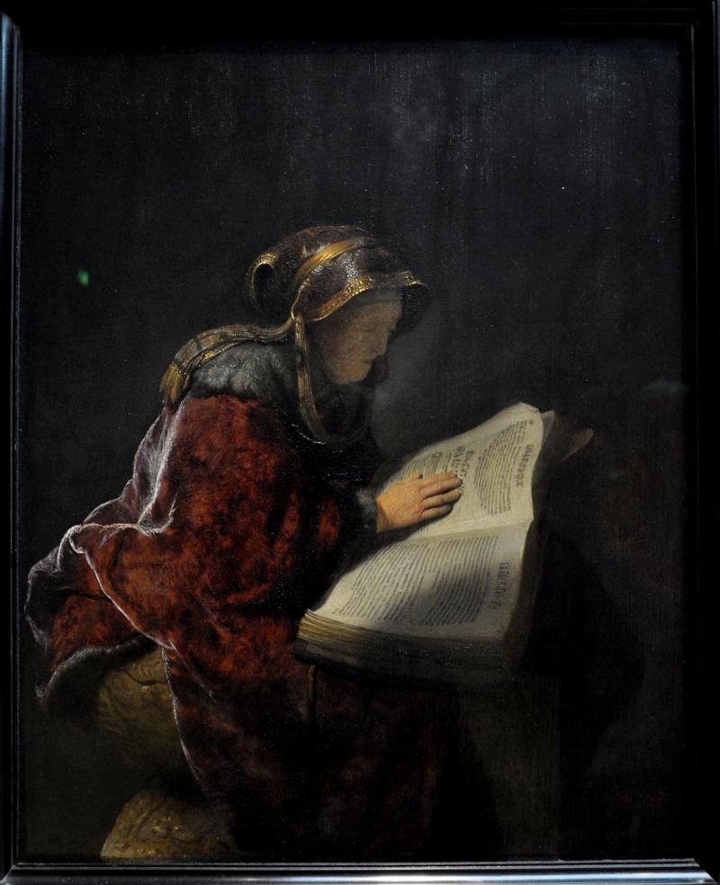 Hollandaise 2 : Rembrandt de près ou de loin, stabisme et angoisse de la cécité - Page 2 Rembra14