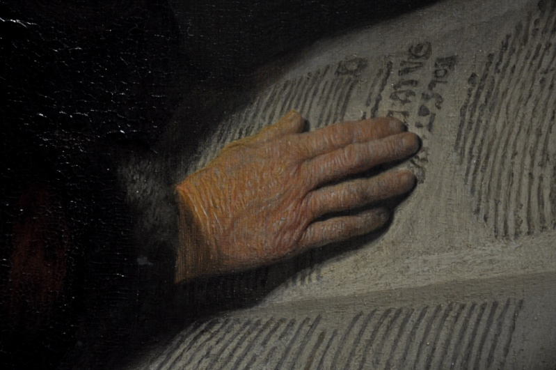 Hollandaise 2 : Rembrandt de près ou de loin, stabisme et angoisse de la cécité - Page 2 Rembra15