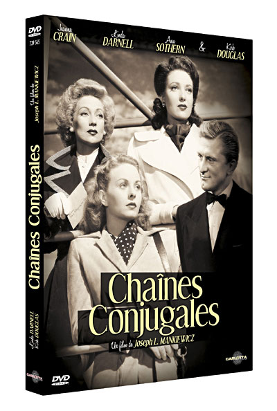 Chaînes conjugales. A Letter to Three Wives. 1949. Joseph L. Mankiewicz. 33332910