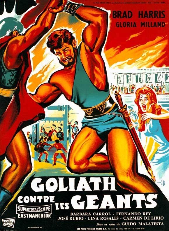 Goliath Contre Les Géants - Goliath Contro I Giganti - Guido Malatesta (1961) 6915410