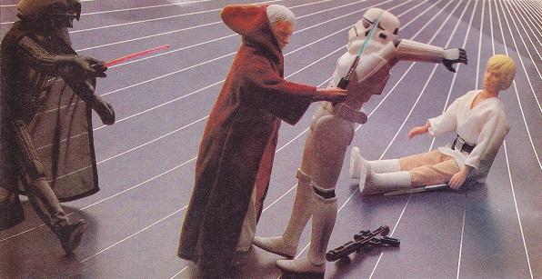 Vintage Star Wars Photo Caption  Pif0110
