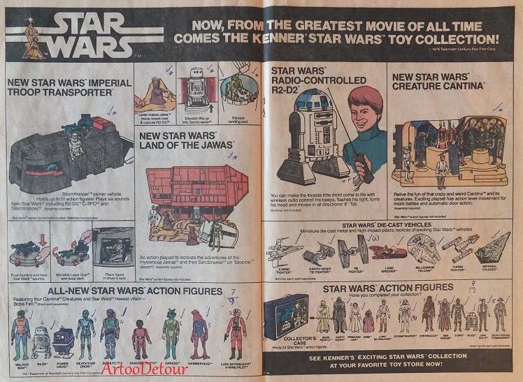 Star Wars 'art' Spider10