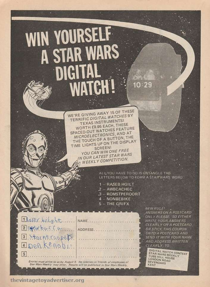 SW ADVERTISING FROM COMICS & MAGAZINES - Page 4 Swweek11