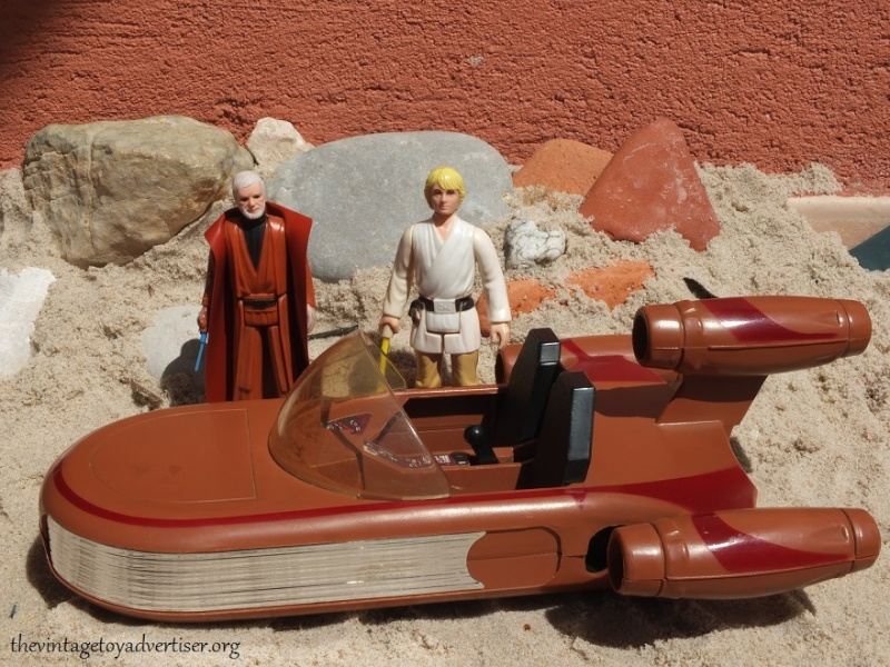 Vintage Star Wars Photo Caption  Tatt0110