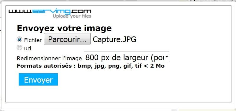 Poster une capture, une image, une photo au bon format ! Captur12