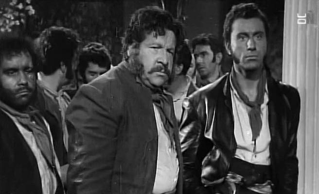 Les cavaliers sans peur. José María el Tempranillo . 1963. Jose Maria Forn Cxzbwy11