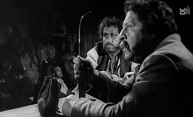 Les cavaliers sans peur. José María el Tempranillo . 1963. Jose Maria Forn Qeucib12