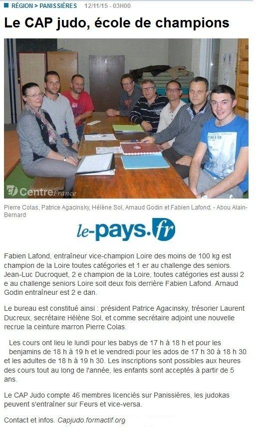 SAISON 2015 - 2016 Le_pay15