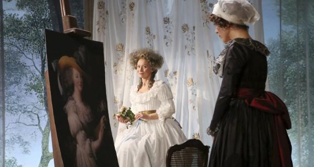 La légèreté française (Marie Antoinette, Elisabeth Vigée Le Brun), de Nicolas Bréhal 490_0010