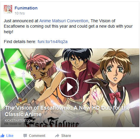 FUNimation *might* include new English dub for My-HiME/Otome through fan support Funi11
