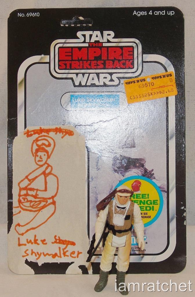 Star Wars 'art' S-l16013