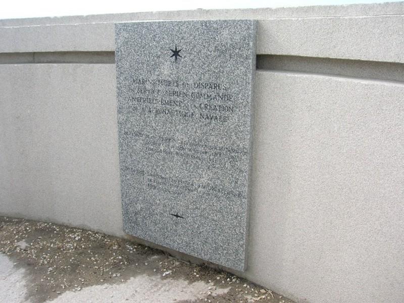 Memorial de l'Aeronautique Navale du Cap de la Chévre Dscn1512