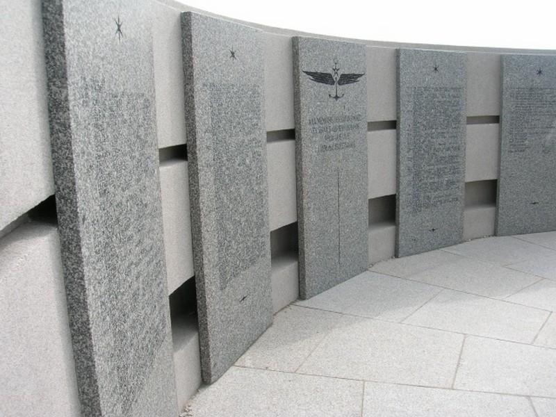 Memorial de l'Aeronautique Navale du Cap de la Chévre Dscn1515