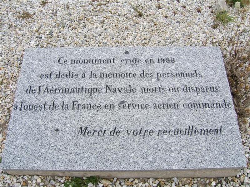 Memorial de l'Aeronautique Navale du Cap de la Chévre Juille12