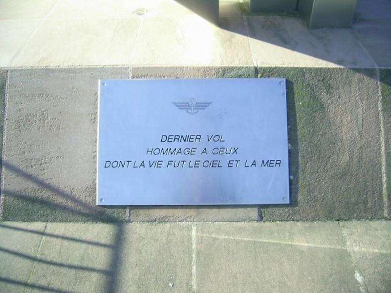 Memorial de l'Aeronautique Navale du Cap de la Chévre Pic_0711