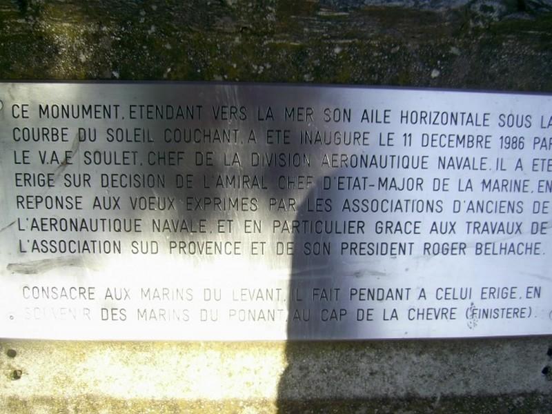 Memorial de l'Aeronautique Navale du Cap de la Chévre Pic_0718