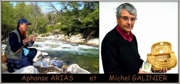 BOURSE DE PÊCHE AVEC ALPHONSE ARIAS ET MICHEL GALINIER (81)  3-desk10