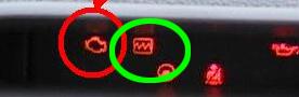 Voyant moteur clignote / broutage Twingo10