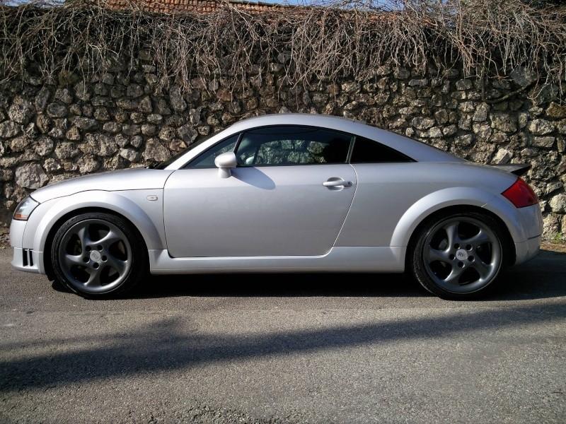 Audi TT 3.2 v6 DSG alias la gloutone  Tt110