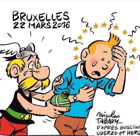 Je suis charlie ... je suis Paris ... je suis Bruxelles ...  11032310