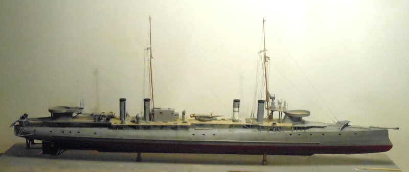 Aviso torpilleur 1905 en Scratch intégral au 1/100ème - Page 10 28310